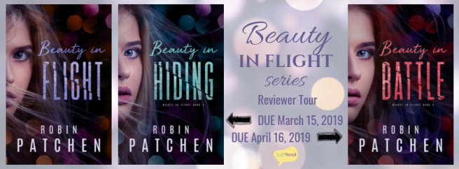 Beauty in Flight series reviewer tour