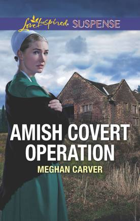 Amish Covert Operation Cover