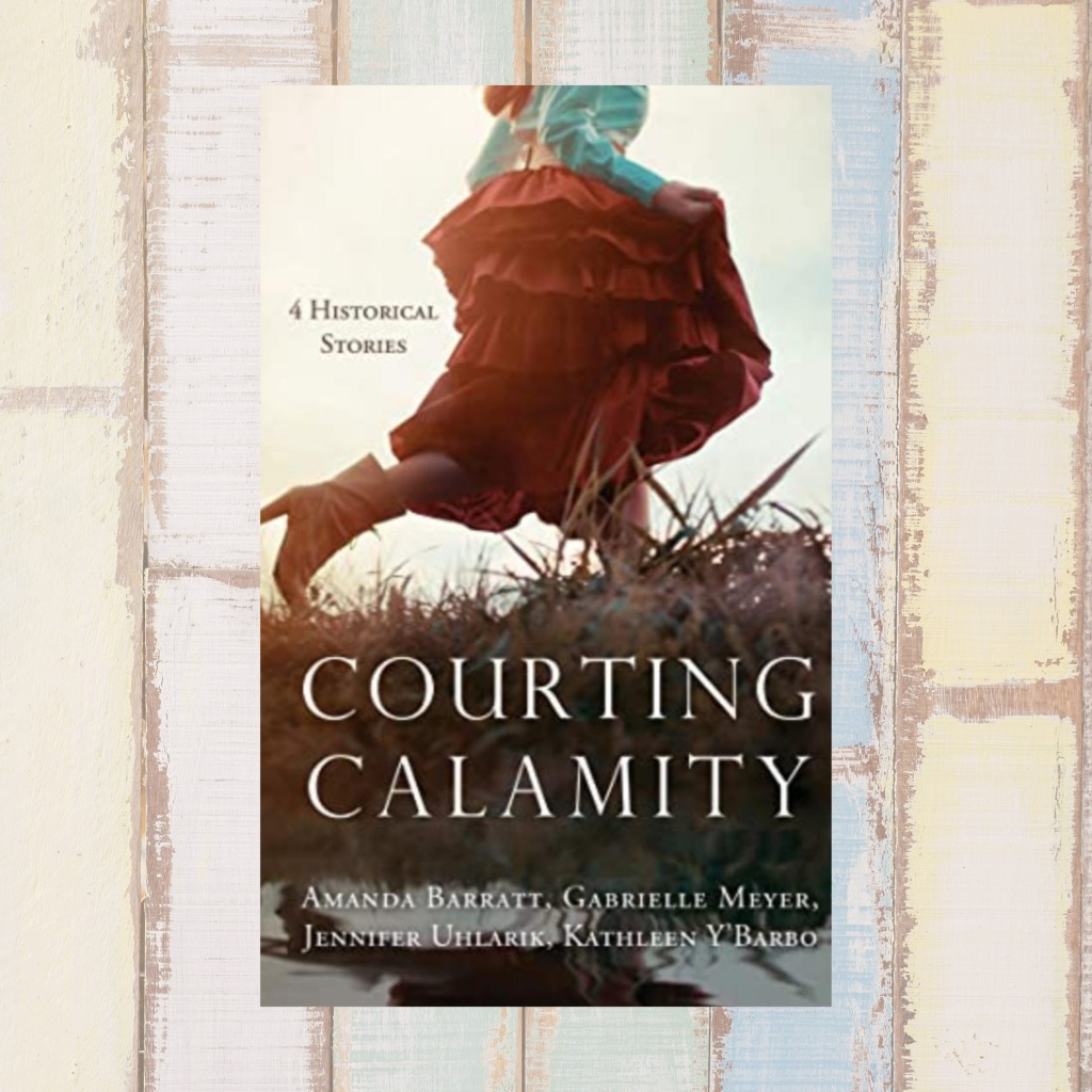 Book cover: Courting Calamity