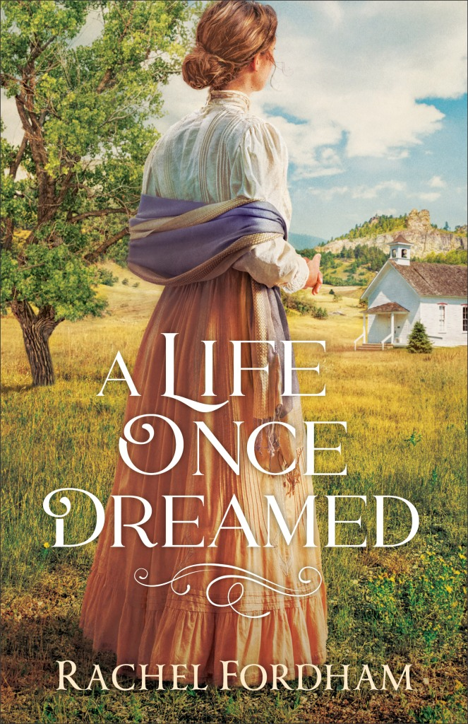 Book Cover: A Life Once Dreamed by Rachel Fordham