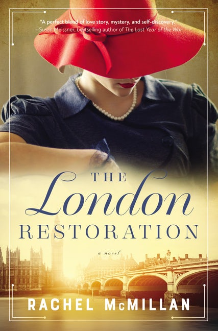 Cover image: The London Restoration by Rachel McMillan
