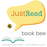 Justread book bee host badge
