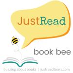 Justread book bee host badge